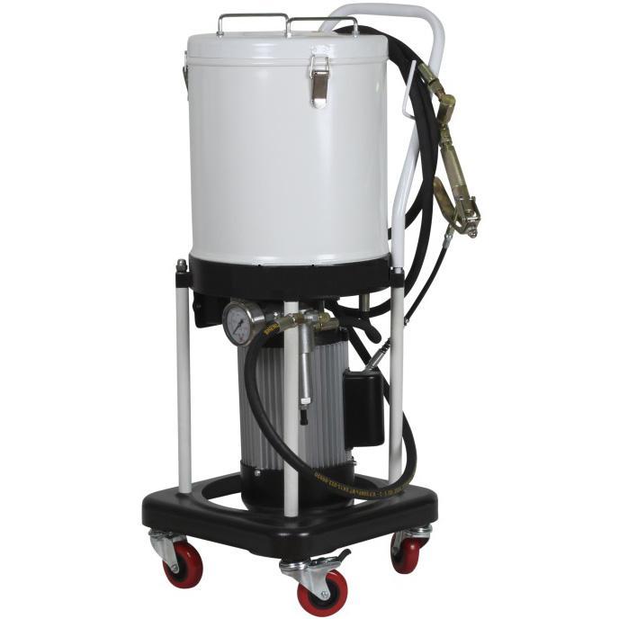 Electric Grease Pump 25L Oil Lubrication Dispenser 25 Liter 220V/380V