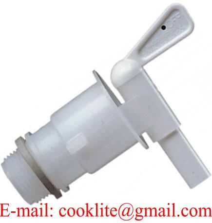 DIN61塑料桶水龍頭