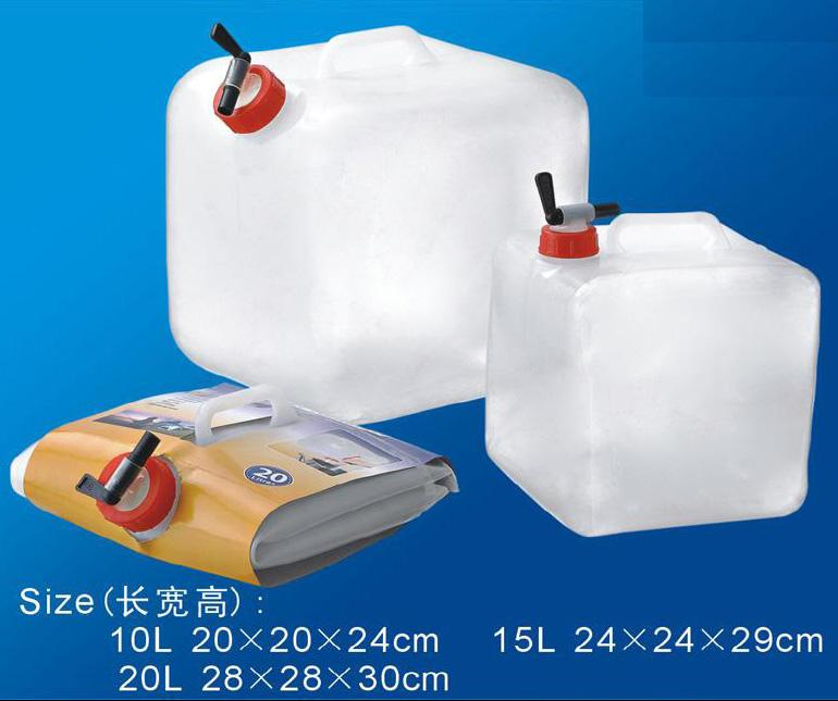 Collapsible Water Carrier Drinking Water Bag Container Jug