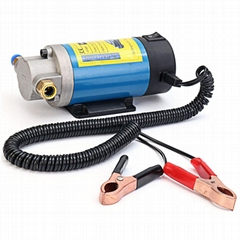 Miniature DC 12V 100W 4 Litre Petrol Oil Fluid Extractor Car Engine Oil Transfer