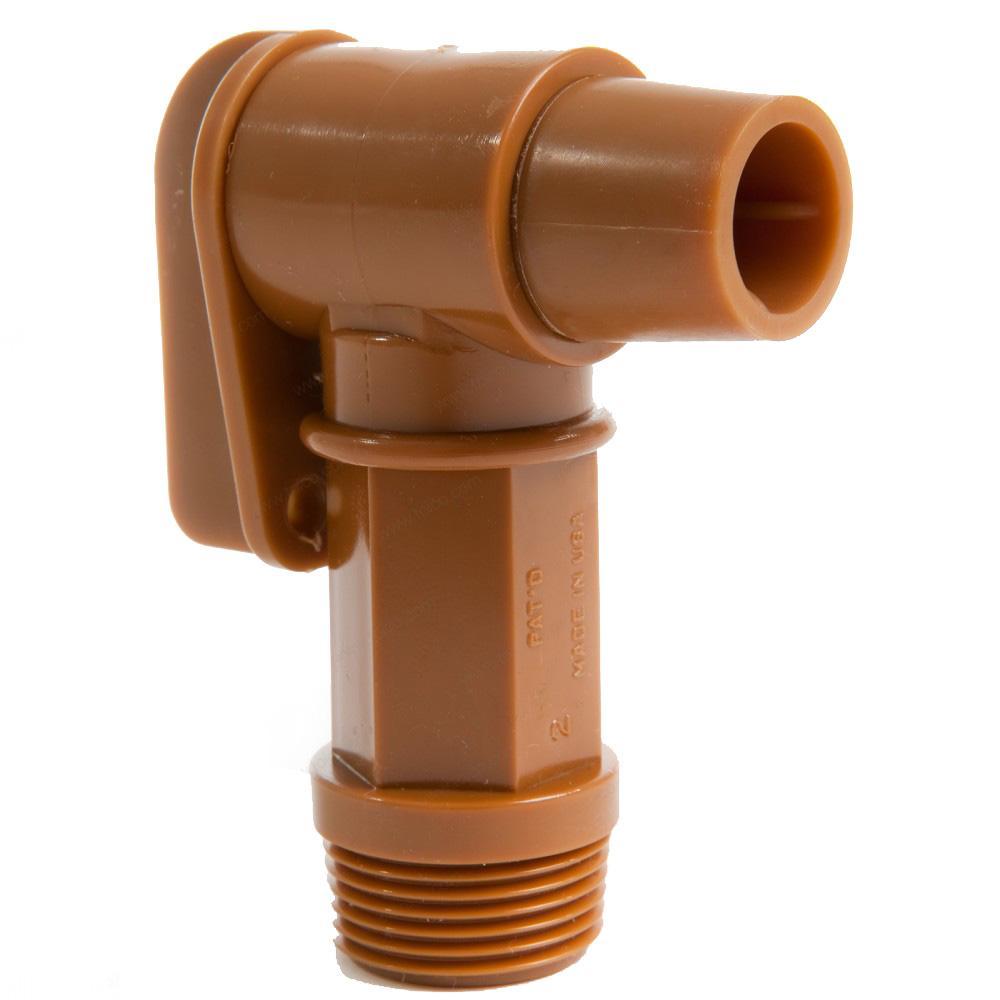 5 Gallon Plastic Dispenser Carboy Spigot