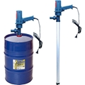 220V Electric Drum Barrel Oil Diesel Fuel Water Transfer Pump - 60L/Min