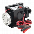 70L/Min Big Flow Diesel Fuel Pump Mini Gas Filling Station Mobile Diesel Dispenser DC 12V Electric Hydraulic Oil Pump
