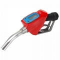 Automatic Fuel Dispenser Nozzle with Turbine Electronic Flow Meter Metering Diesel Fuel Dispensing Spout