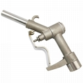 Stainless Steel Manual Chemical Fuel Nozzle for Alcohol,Gasoline,Diesel