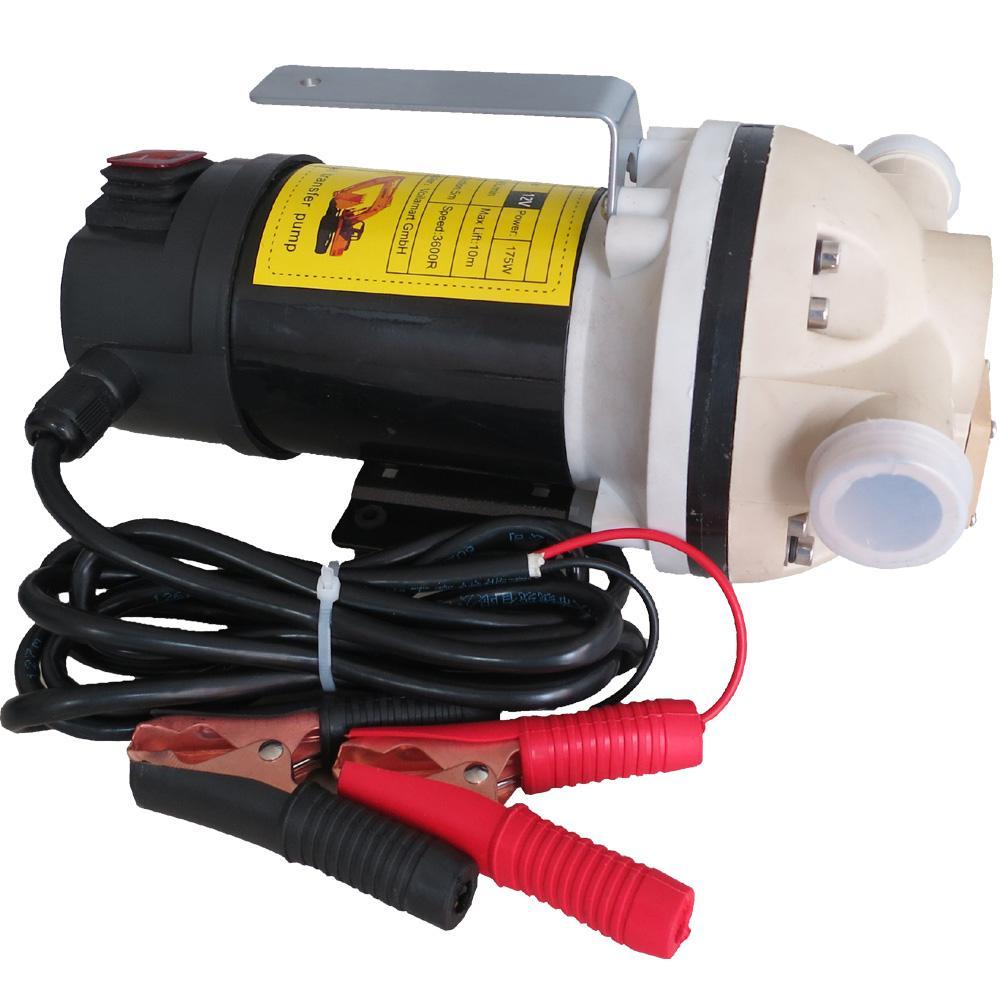 AdBlue DC Electric Transfer Pump Dispenser 12V 300W Suzzara Blue Urea Drum Dispensing Pump
