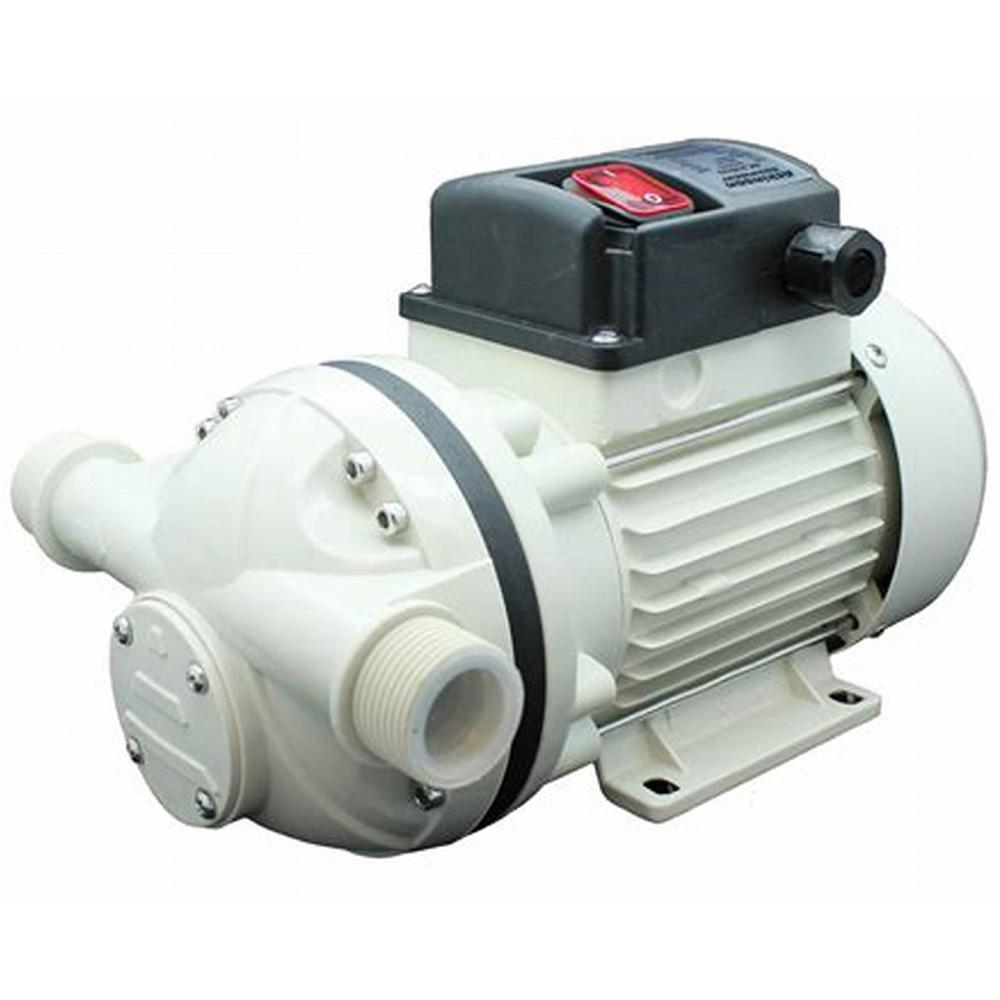 Diesel Exhaust Fluid (DEF) Diaphragm Pump AC Electric 220V 330W IBC AdBlue Dispensing Membrane Pump