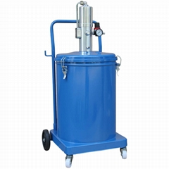 Pneumatic Grease Pump 40L