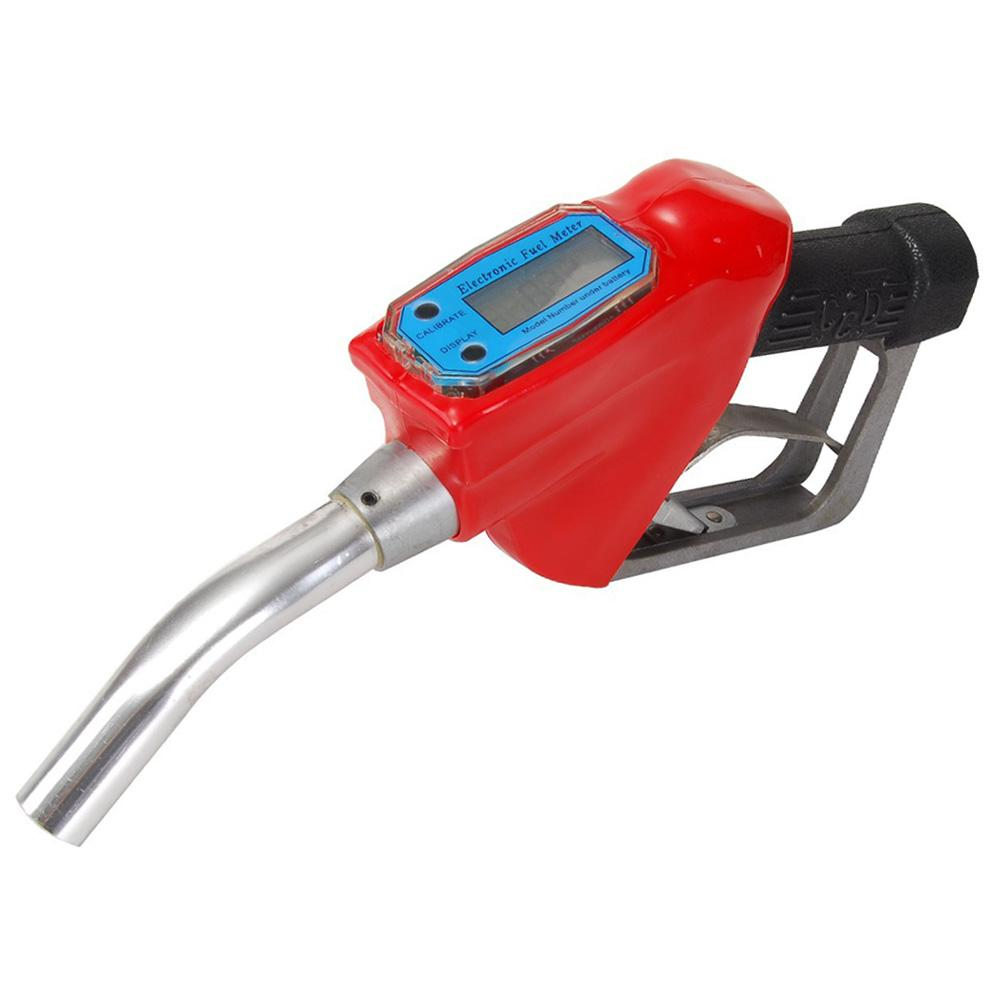 Automatic Shut Off Fuel Nozzle, Digital Meter