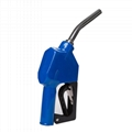 DEF Stainless Steel Auto Shut-Off Nozzle with Stainless Steel Spout
