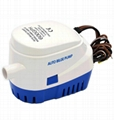 Automatic Bilge Pump 12V/24V 600GPH