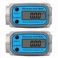 Licznik Elektroniczny Przepływu Oleju Paliwa LCD