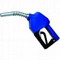 Bico de abastecer automático de alumínio para combustível
