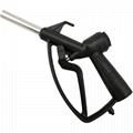 Pistol manual din plastic pentru combustibil sau alimente (apa, lapte, vin)