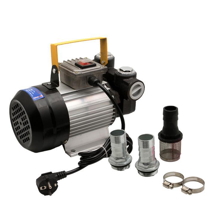 Pompa de transfer motorina/pacura si ulei 220V