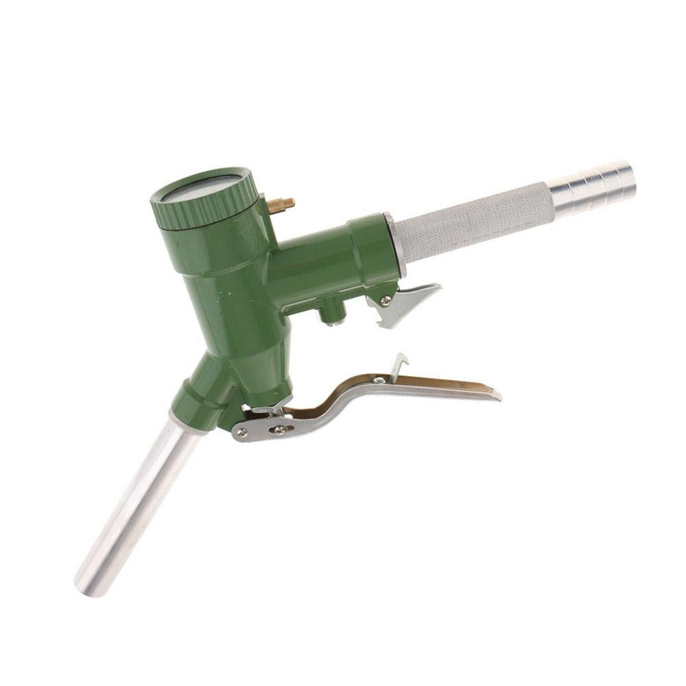 Заправочный пистолет счетчик LLY-25 /дизельное топливо, керосин