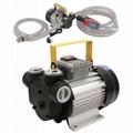 Gázolaj szivattyú szett 550W 60l/min