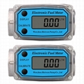 Dīzeļdegvielas un eļļas elektroniskais skaitītājs