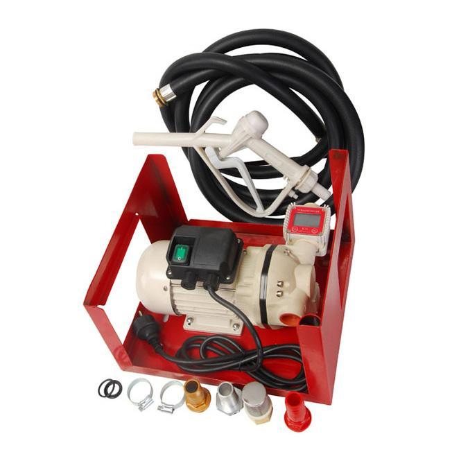 AdBlue pumppusarja 220V 40 l/min