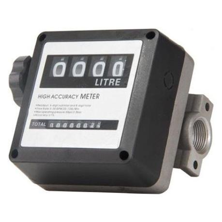 Разходомер за гориво, аналогов брояч