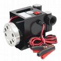Självsugande dieselpump 12V 550W 70 L/min