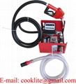 Naftová čerpací stanice s počítadlem 600W 230V