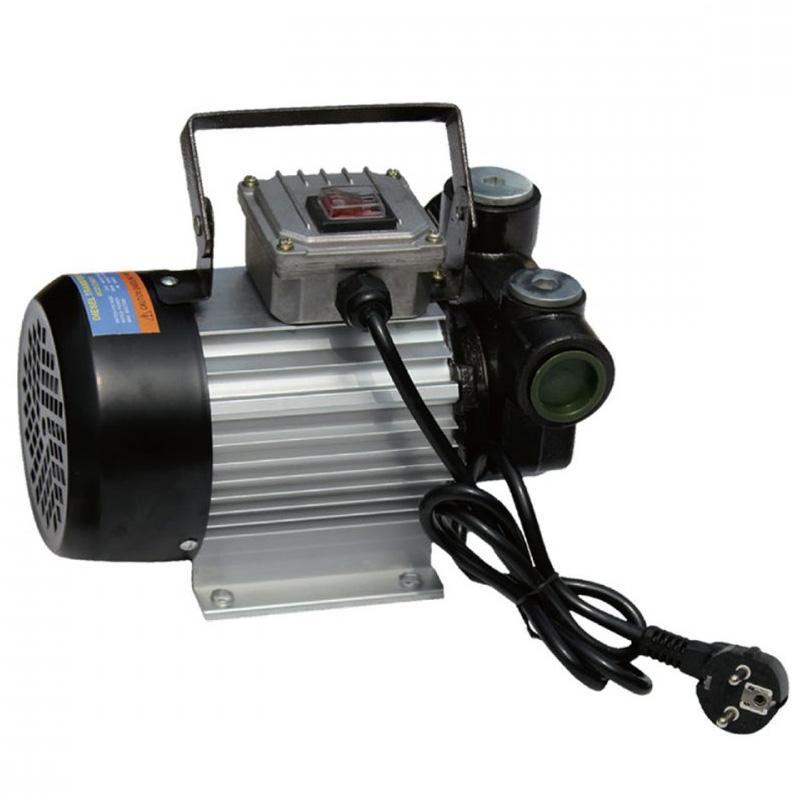 Samousina pumpa za pretakanje dizel goriva i motornog ulja