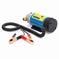 100W 12V Extractor Eléctrico de Transferencia de Aceite Sifón de Bomba petróleo Crudo de Fluido Coche Motocicleta