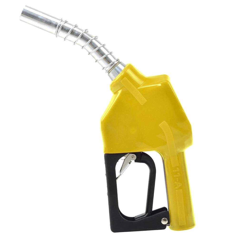 Pistolet automatique pour distribution de gasoil et essence