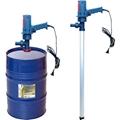 Pompe électrique pour diesel et mazout pour vider fût