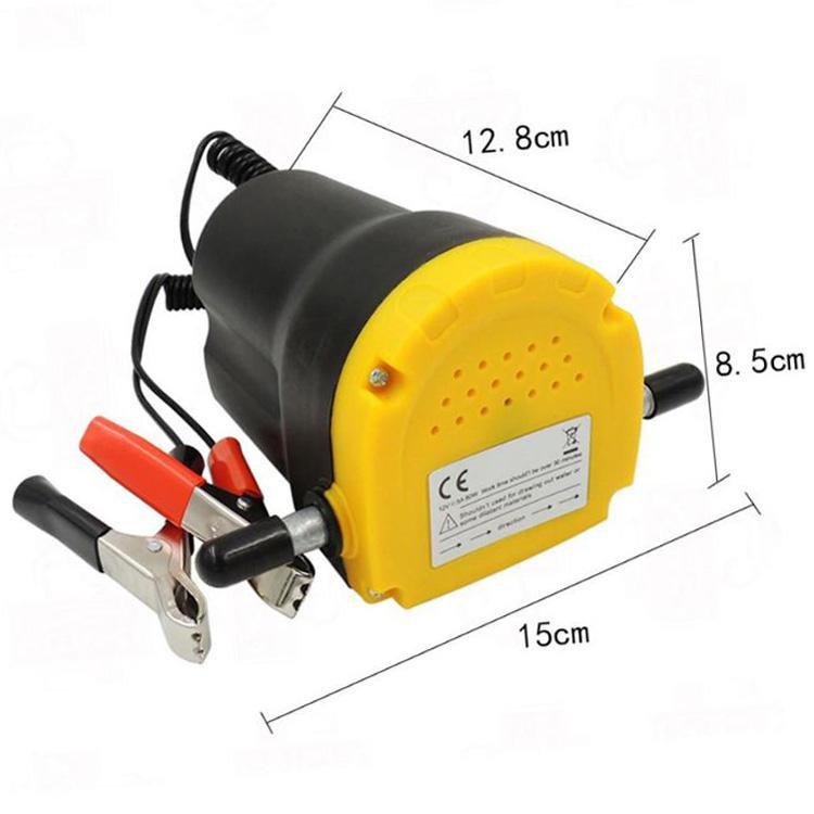 Čerpadlo na odsáváni oleje (odsávací pumpa) 12V 60W
