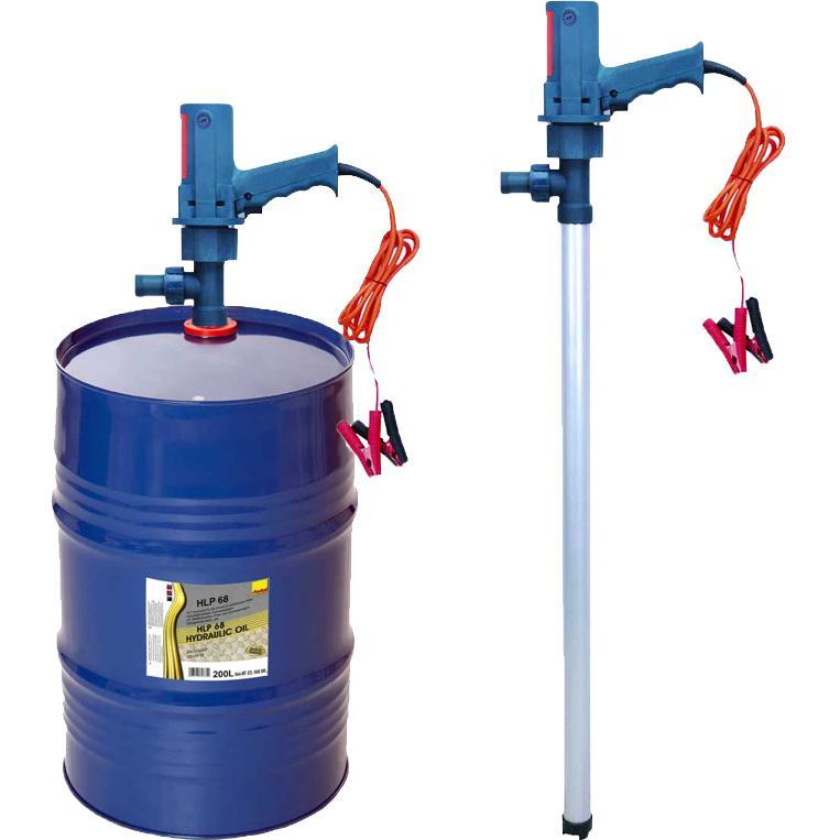 Mechanický průtokoměr, počítadlo protečeného paliva a oleje 19