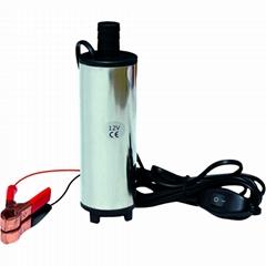 Bomba submersivel de transferencia para oleo diesel e agua