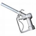Pistola para Manguera de Combustible Aluminio