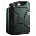 Military Jerry Can Portable Mini Bar Canister