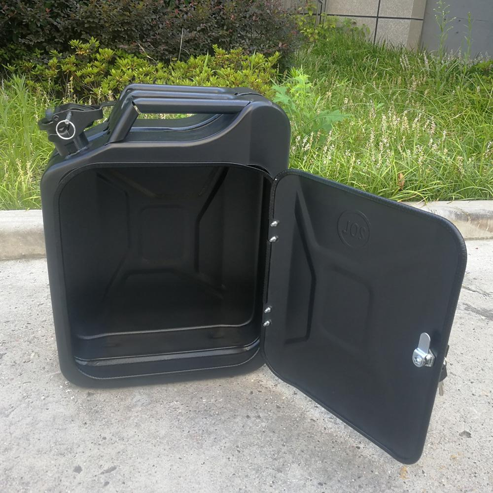 Military Jerry Can Portable Mini Bar Cabinet
