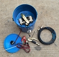 10L Electric Grease Pump 24V 250W