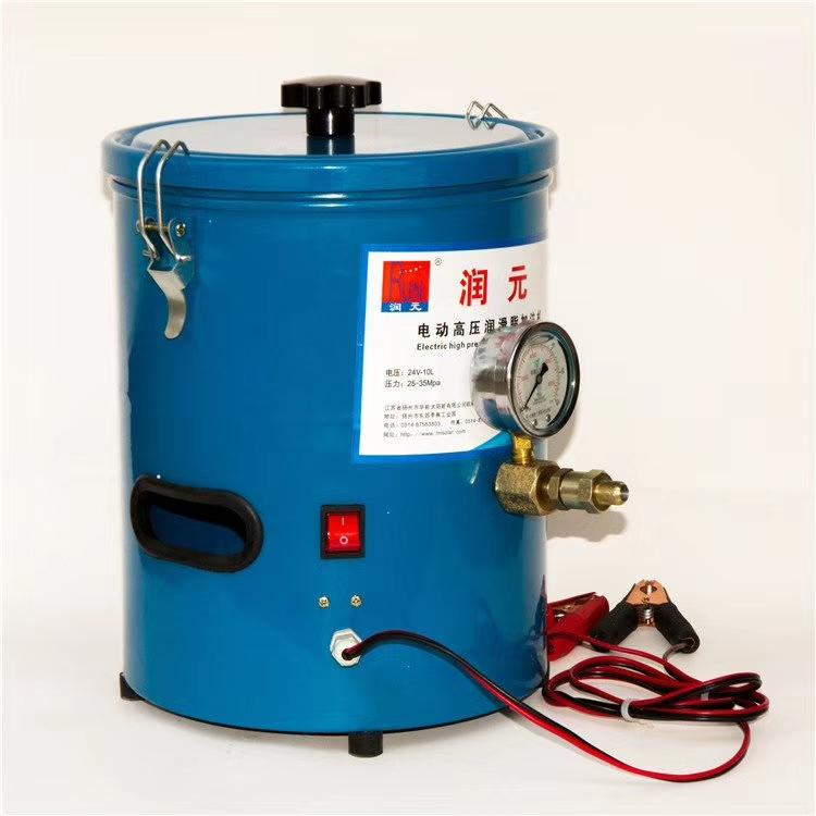 10L Electric Grease Pump 24V 250W