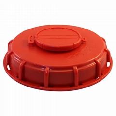 "Gallon IBC Tote Tank 6"" Lid Cover Water Liquid Container Cap"