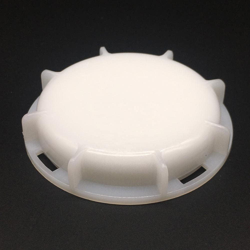 """IBC Valve Cap 2-1/8"""" 63mm Female BSP short SCHUETZ Plastic Dust Lid"""