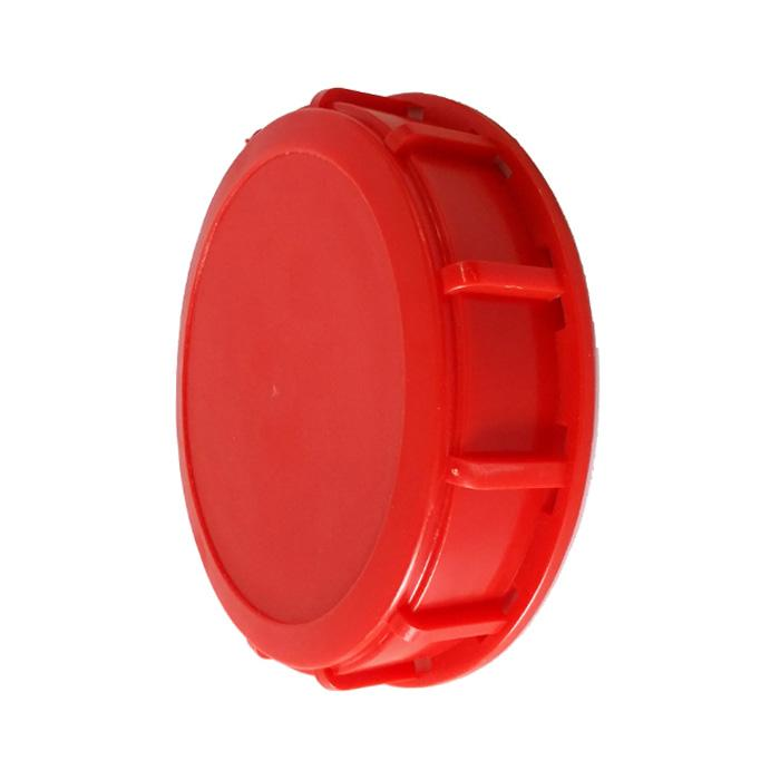 """3"""" 100mm S100*8 Thread Plastic Cap Lid Cover for 1000L IBC Tote Tank Va  e"""