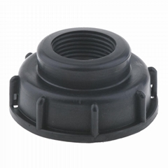"S60X6 Female to 1"" BSP Female IBC Tote Tank Adapter"