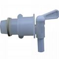 """3/4"""" BSP Polyethylene Barrel Tap / PE"""