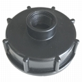 "S60X6 Female to 1/2"" BSP Female IBC Tote Tank Adapter"