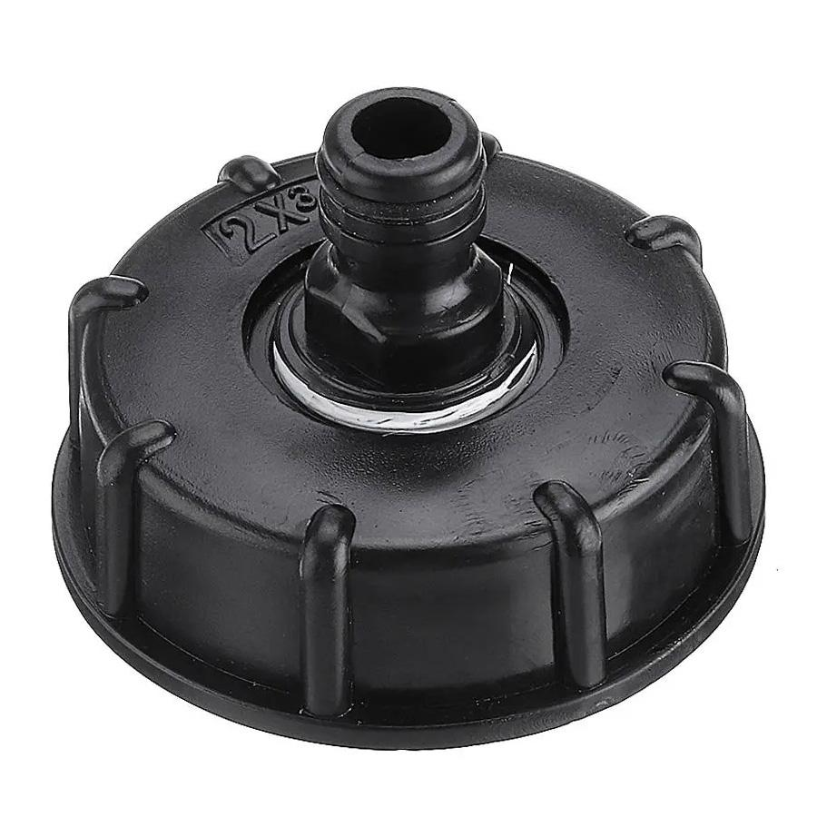 IBC Hose Adapter Reducer Connector Water Tank Fitting 2 Inch Coarse Thread