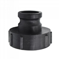 "IBC S100x8/3"" Female Buttress to 2"" Camlock Quick Coupling Adapter Reducer IBC Tote Tank Spare Parts Accessories"
