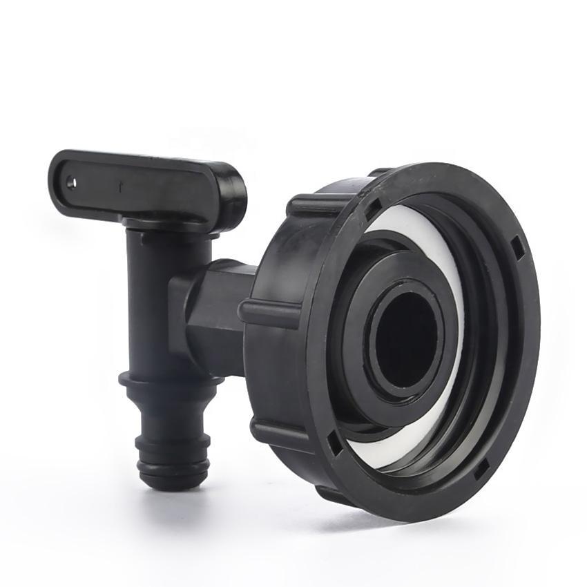 Adaptateur IBC S60x6 sur robinet de vidange