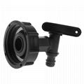 "1000L IBC (15mm) 1/2"" Water Tank Hose Adapter Fittings"