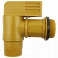 "2"" BSP/NPT Polyethylene 205Lt Drum/Barrel Tap"