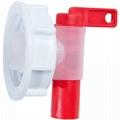 DIN71塑料桶開關水龍頭